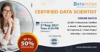 Certified Data Scientist - Online Course