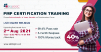 PMP Certification Training - SKILLOGIC