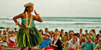 Local Lu'au at Lafarge Lake Sunday, August 1st from 4pm to 8pm.