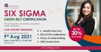 Six Sigma Green Belt Online Course - Skillogic