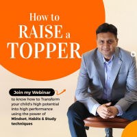 How to raise a topper