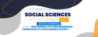 8th International Conference on Social Sciences (ICOSS 2021)