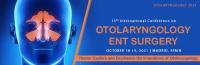 15th International Conference on Otolaryngology: ENT Surgery