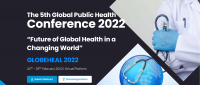 The 5th Global Public Health Conference 2022 (GLOBHEAL 2022)