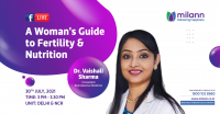 A woman's Guide to Fertility & Nutrition