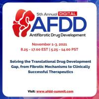 5th Antifibrotic Drug Development Summit (AFDD)