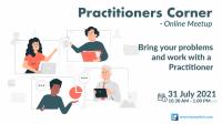 Practitioners Corner - Online Meetup