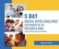 5 Day Digital Detox