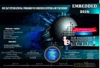 Workshop on Embedded Systems and Vlsi Design (Embedded-2016)