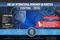 Workshop on Robotics (Control-2016)