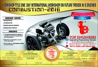 Workshop on Future Trends In IC Engines (Combustion-2016)