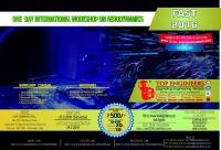 Workshop on Aerodynamics (Fast-2016)