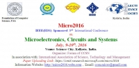 Micro Electronics Conference 2016