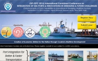 International Combined Conference on Integration of Sea Ports and Innovations in Dredging & Future Challenges (ISP-IDFC 2016)