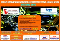 One Day International Workshop on Embedded Systems and VLSI Design (SYSTEMS-2016)