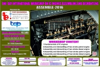 One Day International Workshop on Ic Engines Assembling And Dismantling (ASSEMBLE-2016)