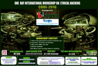 One Day International Workshop on Ethical Hacking (CODE-2016)