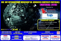One Day International Workshop on Advanced Composite Materials (MATERIAL-2016)