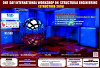 One Day International Workshop on Structural Engineering (STRUCTURE-2016)