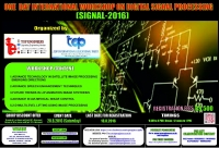 One Day International Workshop on Digital Signal Processing (SIGNAL-2016)