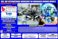 UNMANNED -2016 (One Day International Workshop on Unmanned Ground Vehicle)