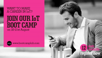 Vmoksha Internet of things IoT Bootcamp on 20th and 21st August