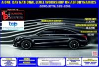 AEROJETBLAZE-2016 (One Day National Level Workshop on Aerodynamics)