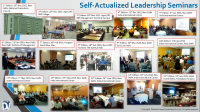 Self-Actualized Leadership Network Seminar, 16th Edition