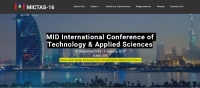 MID International Conference of Technology & Applied Sciences