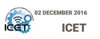 ICET - Second International Conference on Engineering and Technology