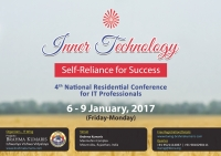 4th National Residential Conference for IT Professional (Inner Technology - Self Reliance for Success)