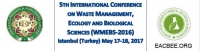 5th International Conference on Waste Management, Ecology and Biological Sciences (WMEBS-2017)