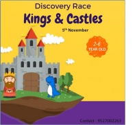 Discovery Race - Kings and Castles.