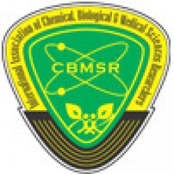 CBMSR - International Association of Chemical, Biological & Medical Sciences Researchers